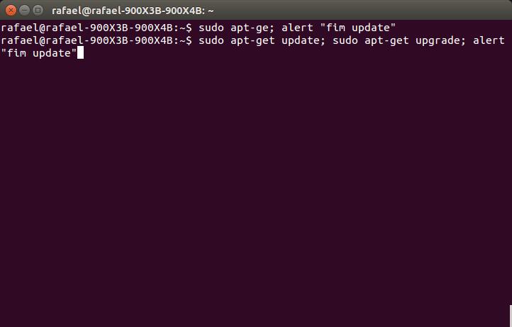 Sh ubuntu alerta